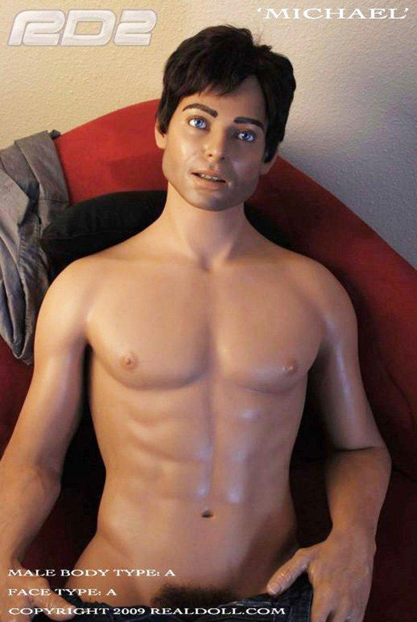 Male real doll