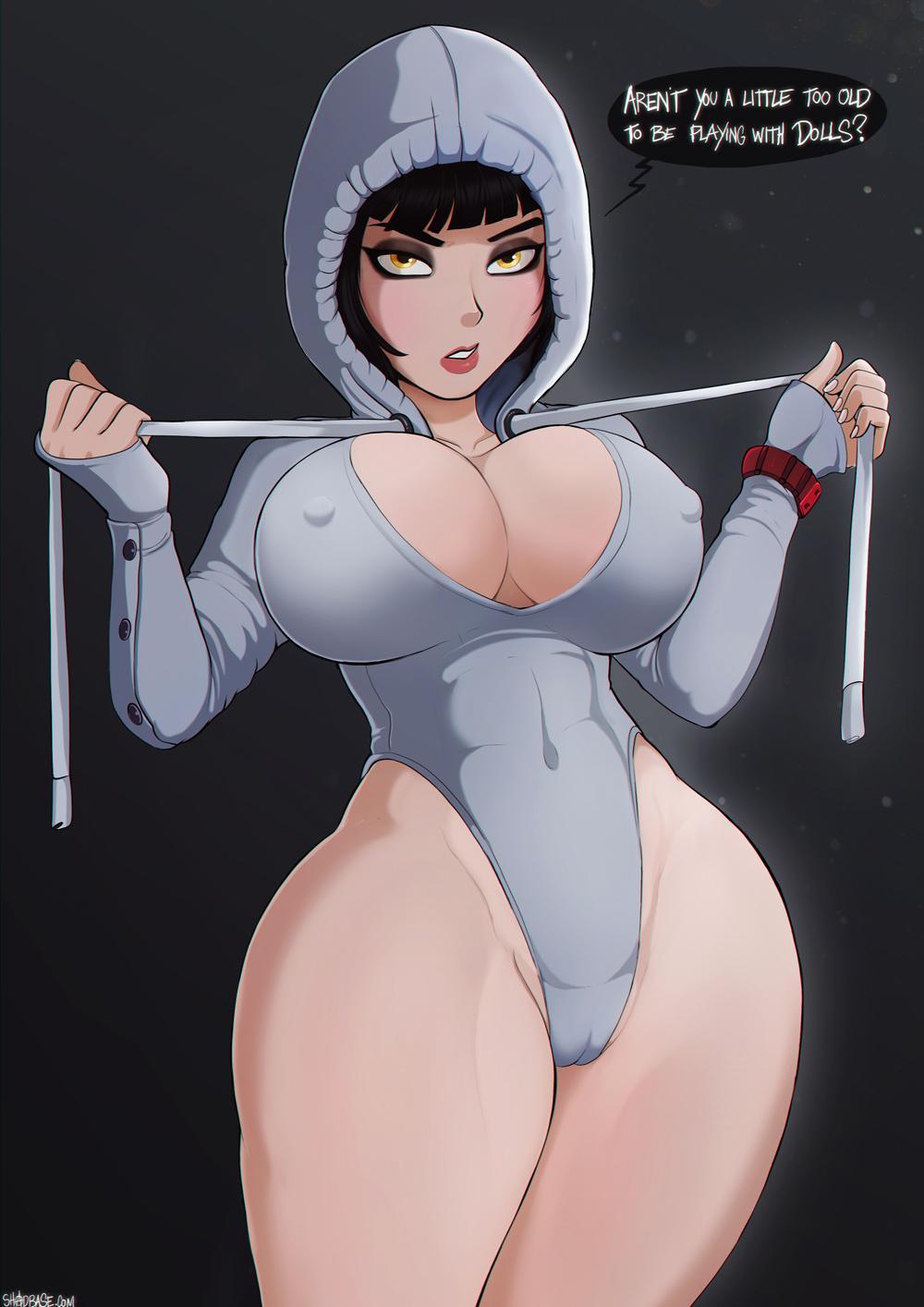 Real doll hentai